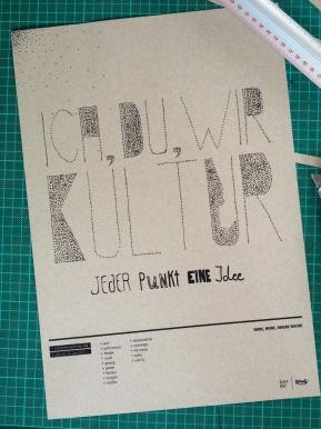 Coming Up: Ich-Du-Wir-Kultur