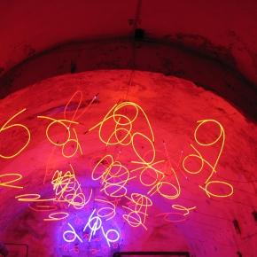 Kunst-LK auf Licht-Exkursion