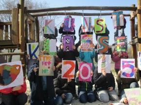 Wir sind die KUNST! Klasse2015