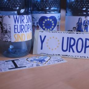 Europa-Etiketten